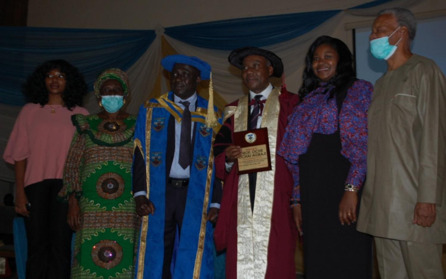 Unijos 92nd Inaugural Lecture